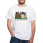 Playground White T-Shirt