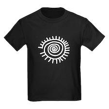 Spiral Petroglyph T