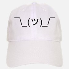 LOL IDK Emoticon Baseball Baseball Baseball Cap