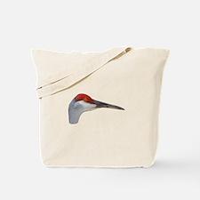 Cute Cranes birds Tote Bag
