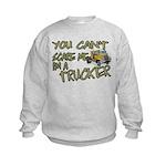 No Fear Trucker Kids Sweatshirt