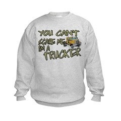 No Fear Trucker Sweatshirt