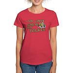 No Fear Trucker Women's Dark T-Shirt