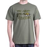 No Fear Trucker Dark T-Shirt