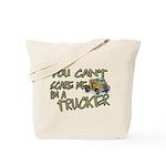 No Fear Trucker Tote Bag