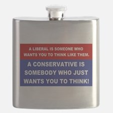 A Conservative Flask