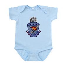 USS PRESTON Infant Bodysuit