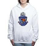 USS PRESTON Women's Hooded Sweatshirt