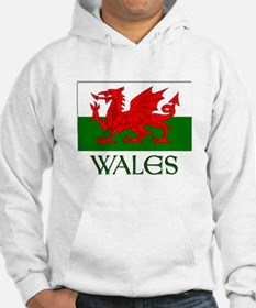 For the love of Wales! Hoodie