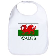 For the love of Wales! Bib