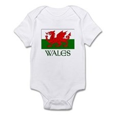 For the love of Wales! Onesie