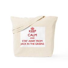 Cute Jack nicklaus golf Tote Bag