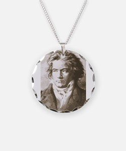 Cute Classical music Necklace