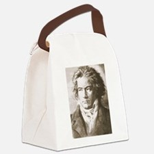 Cool Classical Canvas Lunch Bag