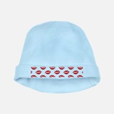 Cute Hot lips baby hat