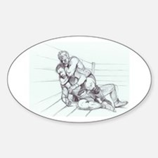 Fighting Pencil Decal