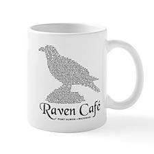 Raven Poem Cup Mug