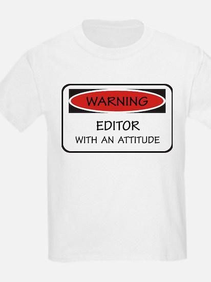 Attitude Editor T-Shirt