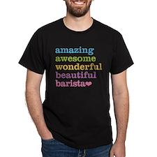 Funny Barista T-Shirt