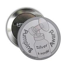 "Silver Award (6 Months) 2.25"" Button"