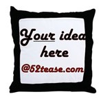 Personalized Customized Throw Pillow