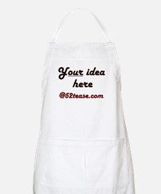 Personalized Customized BBQ Apron