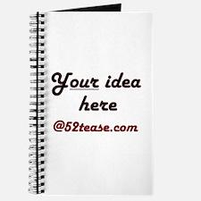 Personalized Customized Journal