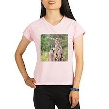 Cheetah004 Performance Dry T-Shirt