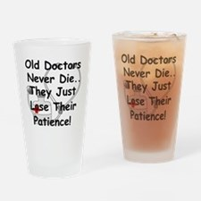 Cute Surgery orthopedic Drinking Glass