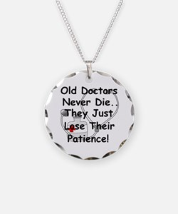 Funny Baby doctors Necklace