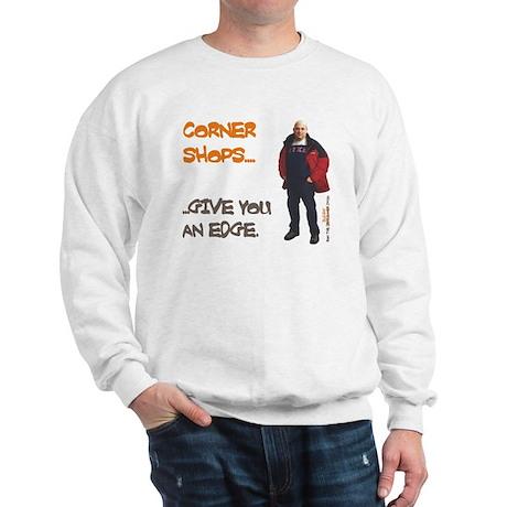 CORNER SHOPS Sweatshirt