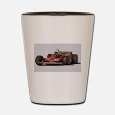 f1 Shot Glass