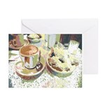 Beignets Greeting Cards (Pk of 10)