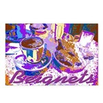Beignets Postcards (Package of 8)