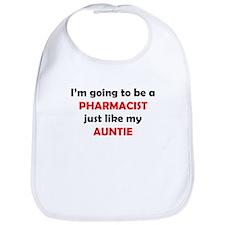 Pharmacist Like My Auntie Bib