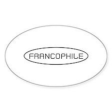Francophile General Hospital Decal