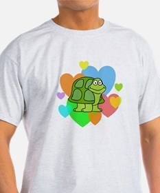 Turtle Hearts T-Shirt