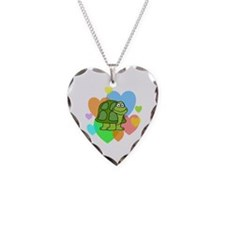 Turtle Hearts Necklace