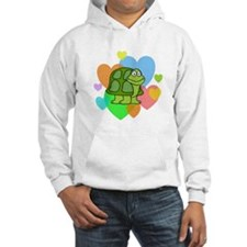 Turtle Hearts Jumper Hoody