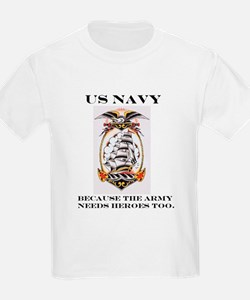 Army Heroes T-Shirt