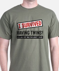Unique I survived . . . T-Shirt