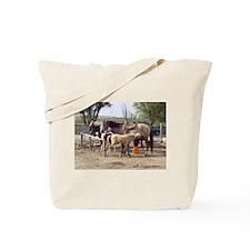 Funny Mare Tote Bag