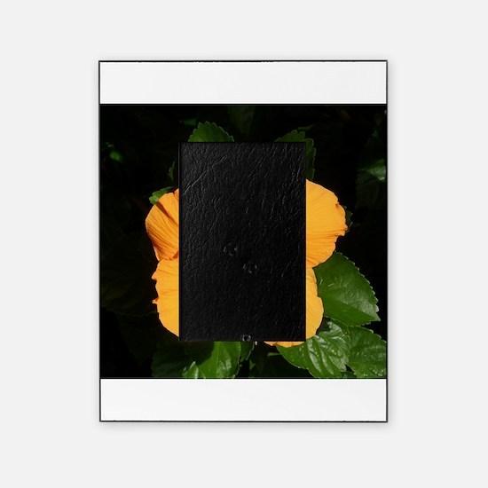 Unique Growing flowers Picture Frame