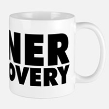 Sinner in Recovery Bold Mug