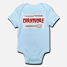 Carnivore Infant Bodysuit
