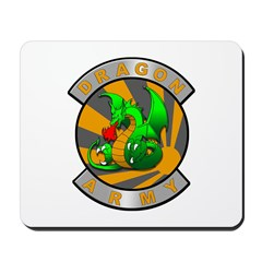 Dragon Army Mousepad