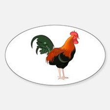 King of the Roost Decal