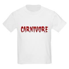 Carnivore Text T-Shirt
