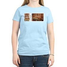 Trevi Fountain 2 photos T-Shirt