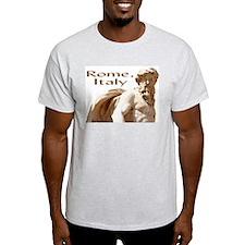 """""""Rome"""" Trevi Statue T-Shirt"""